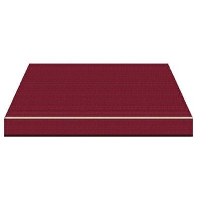 Tenda da sole a bracci estensibili manuale TEMPOTEST PARA' L 240 x H 210 cm rosso Cod. 407/11