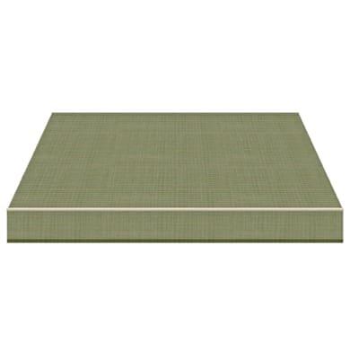 Tenda da sole a bracci estensibili manuale TEMPOTEST PARA' L 2.4 x H 2 m Cod. 407/16 verde