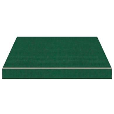 Tenda da sole a bracci estensibili manuale TEMPOTEST PARA' L 2.4 x H 2 m Cod. 407/3 verde