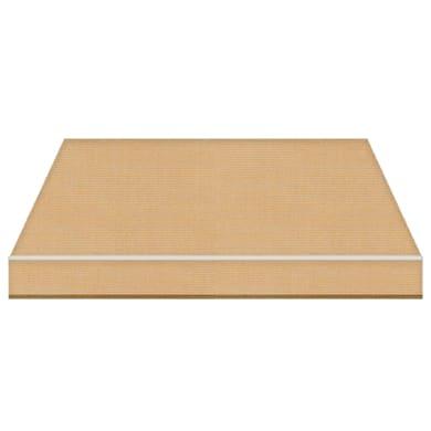 Tenda da sole a bracci estensibili manuale TEMPOTEST PARA' L 2.4 x H 2 m Cod. 407/7 beige
