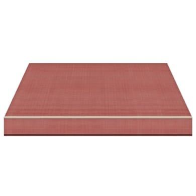 Tenda da sole a bracci estensibili manuale TEMPOTEST PARA' L 2.4 x H 2 m Cod. 407/84 rosso