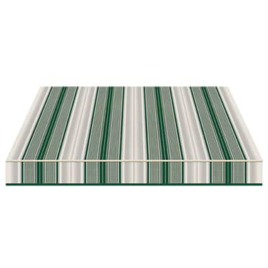 Tenda da sole a bracci estensibili manuale TEMPOTEST PARA' L 2.4 x H 2 m Cod. 5167/5 verde, grigio, avorio