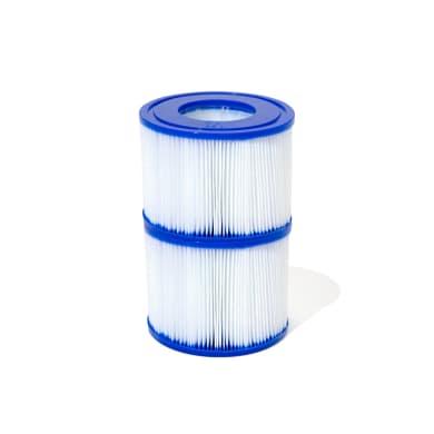 Cartuccia per filtro pompa a filtro con cartuccia BESTWAY Ø 10.6 cm