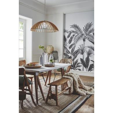 Riloga Atelier in legno Ø 28 mm marrone verniciato 200 cm INSPIRE