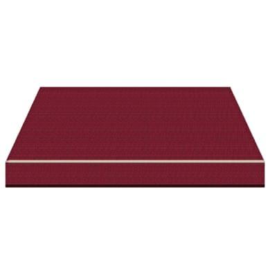 Tenda da sole a bracci estensibili TEMPOTEST PARA' L 3.5 x H 2 m Cod. 407/11 rosso