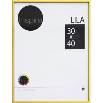 Cornice INSPIRE Lila oro per foto da 30x40 cm