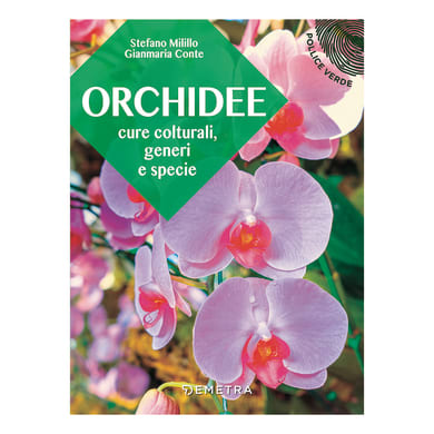 Libro Orchidee Demetra