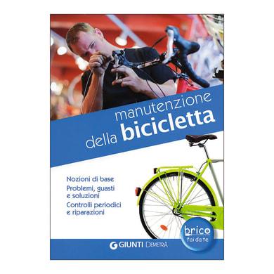 Libro Manutenzione della bicicletta Demetra