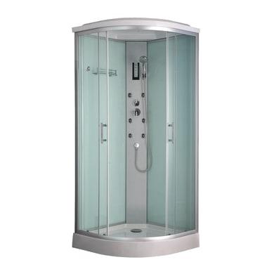 Cabina doccia quadrato KLIOS 90 x 90 cm