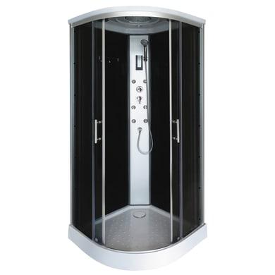 Cabina doccia quadrato SYMPLY 90 x 90 cm