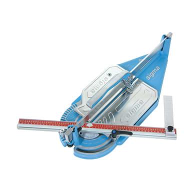 Tagliapiastrelle manuale SIGMA 3L, lunghezza max taglio 550 mm