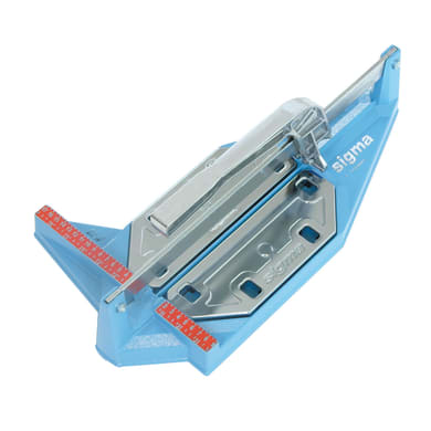 Tagliapiastrelle manuale SIGMA , lunghezza max taglio 370 mm