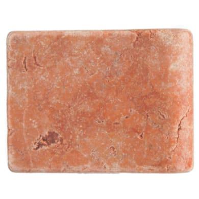 Bordo Marmo L 13 x 10 cm rosso