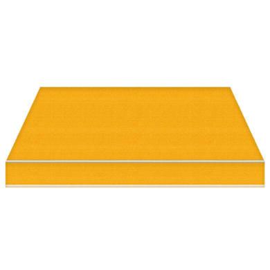 Tenda da sole a bracci estensibili TEMPOTEST PARA' L 3.5 x H 2 m Cod. 12 giallo