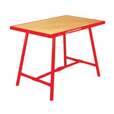 Tavolo banco da lavoro ROTHENBERGER , L 120 x H 83 x P 55 cm,