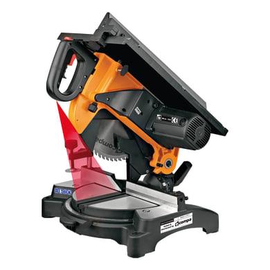 Troncatrice COMPA Ø 250 mm 1600 W 4800 giri/mm