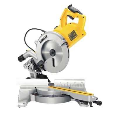 Troncatrice radiale DEWALT TRONCATRICE RADIALE 260MM 1850W Ø 250 mm 1850 W 4300 giri/mm
