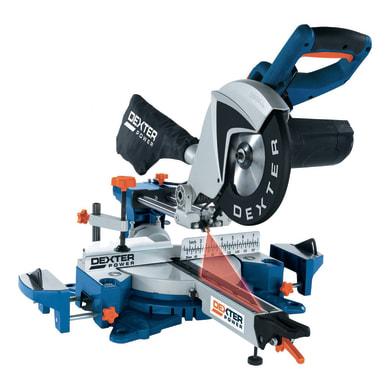 Troncatrice radiale DEXTER POWER Ø 254 mm 2150 W 3000 giri/mm