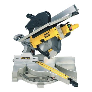 Troncatrice radiale DEWALT Ø 305 mm 1500 W 3000 giri/mm