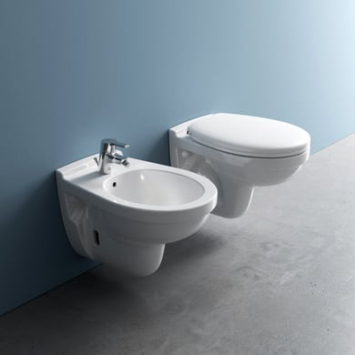 Coppia sanitari sospesa Miky New IDEAL STANDARD