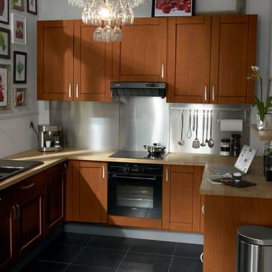 Cucina in kit DELINIA giorgia bianco