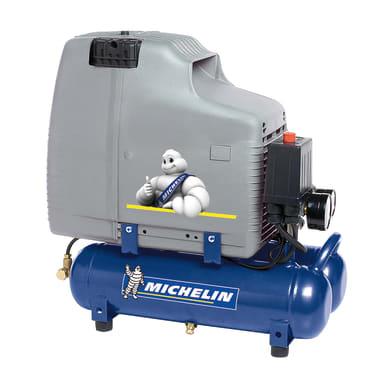 Compressore MICHELIN 1121040272 , 1 hp, 8 bar, 6 L