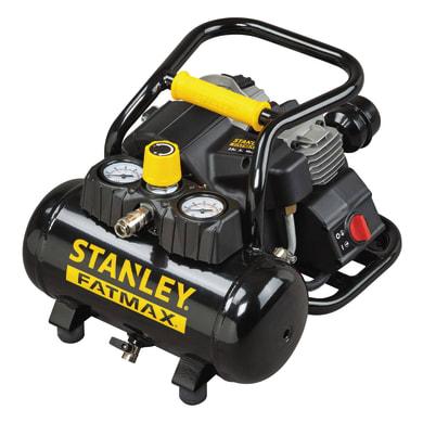 Compressore STANLEY FATMAX 2 hp 10 bar 5 L