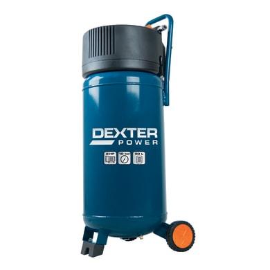 Compressore DEXTER AC 51V 2 hp 10 bar 50 L