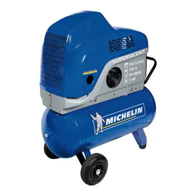 Compressore MICHELIN 1121680600 , 3 hp, 10 bar, 90 L