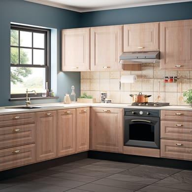 Cucina in kit DELINIA new castle bianco