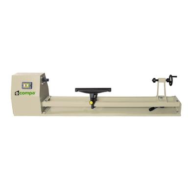 Tornio per legno 400 W 840 giri/min