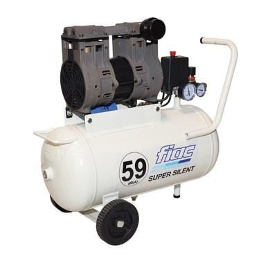 Compressore FIAC 1129110085 , 0.5 hp, 8 bar, 24 L