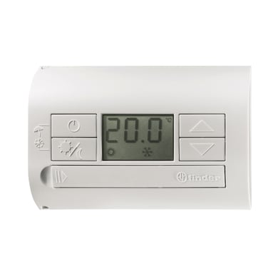 Termostato FINDER 1T3190030000MMM bianco