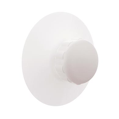 Gancio Remix/Neo bianco materiale plastico in plastica