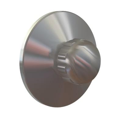 Spine di giunzione Remix/Neo cromo satinato cromo spazzolato in acciaio