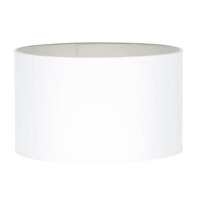 Paralume per lampada da tavolo personalizzabile  Ø 20 cm bianco avorio in teletta
