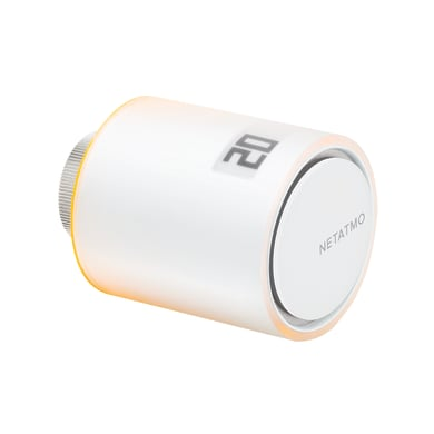 "Testa termostatica NETATMO singola Ø 1.1/4"""