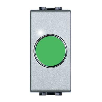 Copritasto BTICINO Living light verde