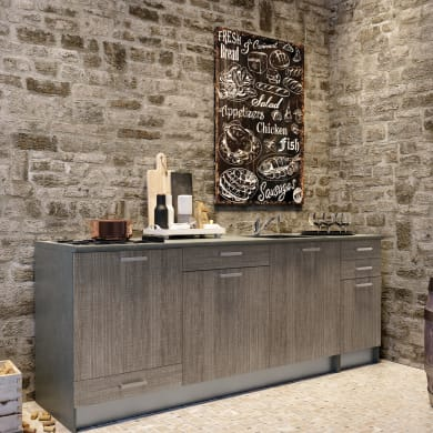 Cucina in kit DELINIA one olmo