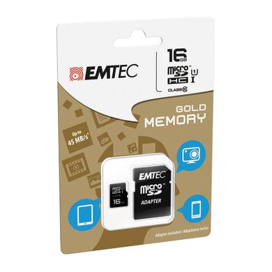 Scheda micro sd HC PK701910 16 GB