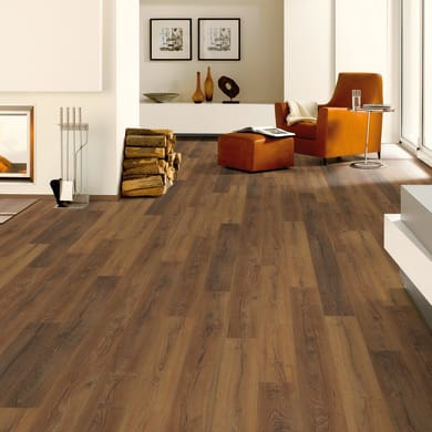 Pavimento laminato Multitono Sp 8 mm marrone