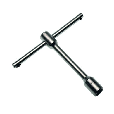 Chiave a brugola a t L 118 mm