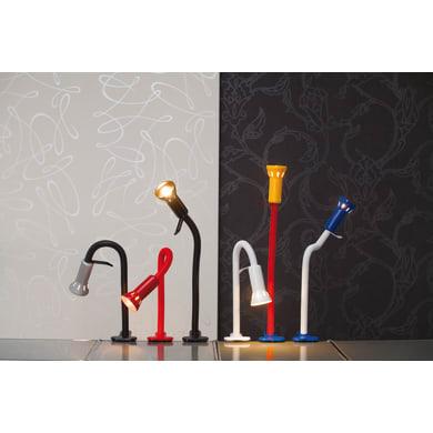 Lampada da scrivania Flex KLA-Flex multicolore , in metallo, BRILLIANT