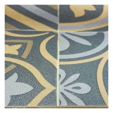 Rivestimento per suolo in pvc flessibile Boho Chic Algarve7 , Sp 2.8 mm blu