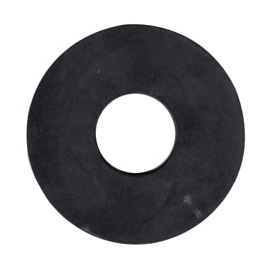 Guarnizione ricambio per scarichi WC 63 x 23 x 3 mm in rubber