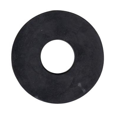 Guarnizione ricambio per scarichi WC 80 x 32 x 3 mm in rubber