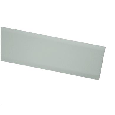 Soglia di dislivello Top adesivo per LVT argento 26 mm x 90 cm