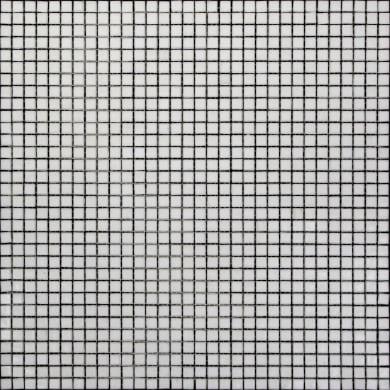 Mosaico Kimka White H 32.8 x L 32.8 cm bianco