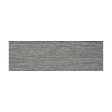 Battiscopa H 7 x L 250 cm grigio