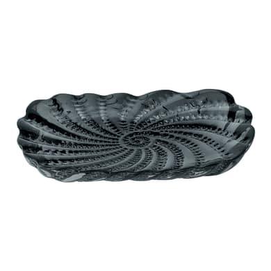 Porta sapone Dafne grigio